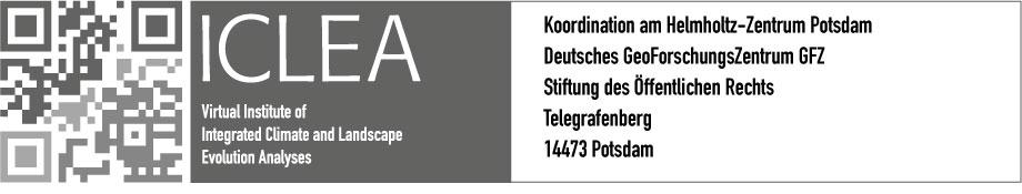 ICLEA Virtuelles Institut Klima- und Landschaftsentwicklung